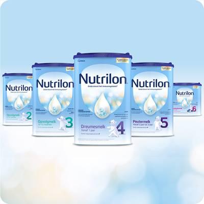 Nutrilon is altijd online verkrijgbaar!