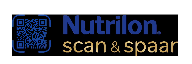 Nutrilon scan en spaar logo