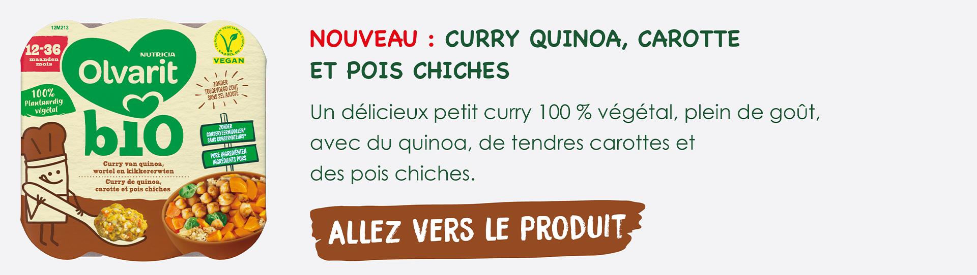 nouveau quinoa