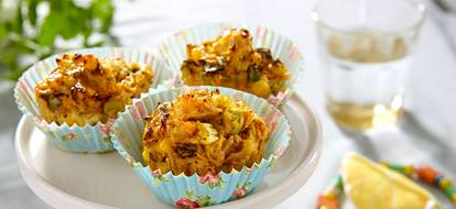 Tonijn cakes