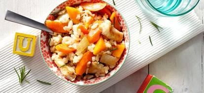 wortelrisotto-kip