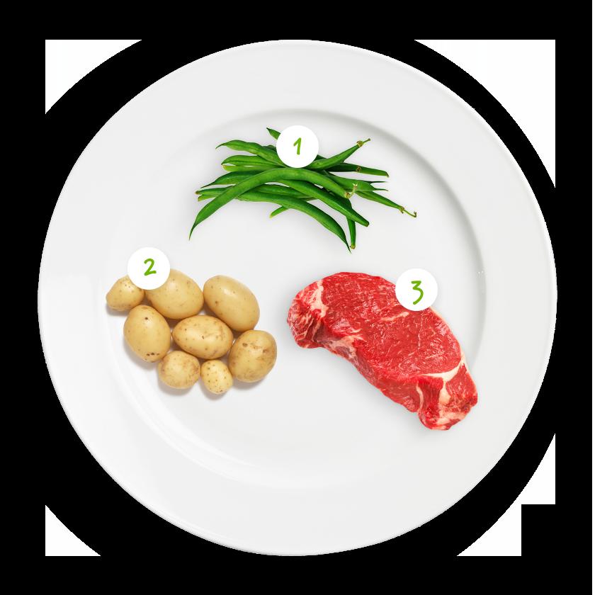 ingrediënten knapperige spezieboontjes
