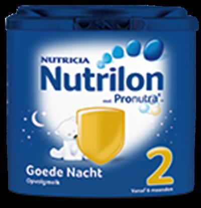 Nutrilon Goede Nacht 2