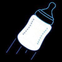 Etape 6: secouer le biberon