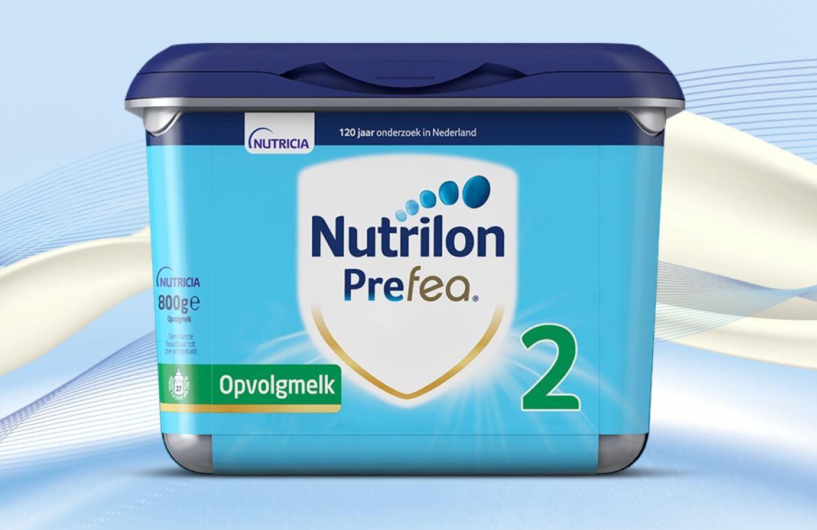 Nutrilon Prefea 2