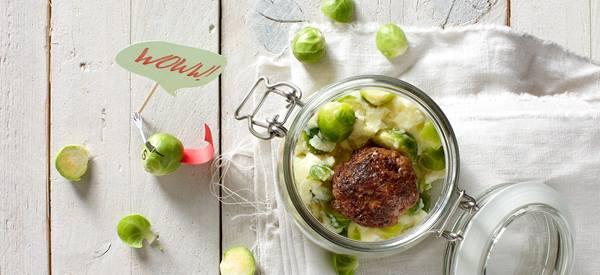 broccoli in witte saus met kip