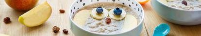 Olvarit visage de petit-déjeuner