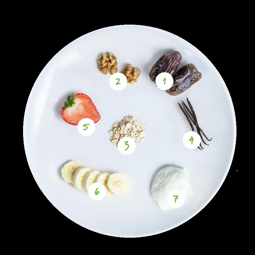 ingrediënten kwarktaart